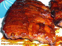 Baby Back Ribs, Pinoy Style