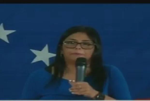 """""""Son tiempos de alegría"""", así describió Rodríguez la situación del país"""