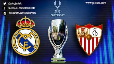 Previa Real Madrid - Sevilla FC Supercopa Europa 2016