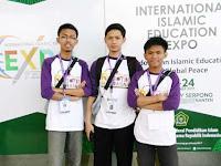 Inilah 3 Siswa MAN 1 Surakarta yang Berlaga di Kompetisi Robotik Nasional 2017