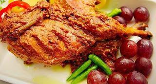Chicken tikka roast