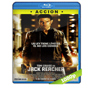 Jack Reacher: Sin Regreso (2016) BRRip 1080p Audio Dual Latino/Ingles 5.1