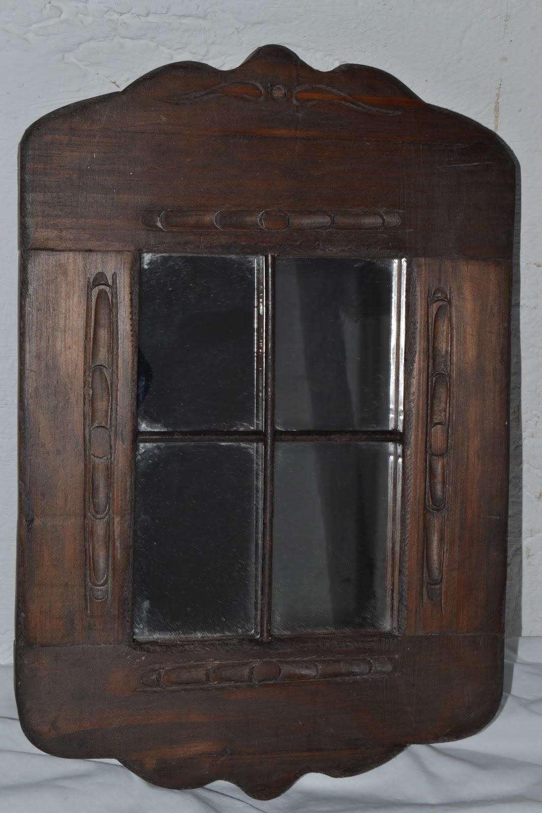 ARTESANÍA RÚSTICA EN MADERA : marcos de madera rústicos