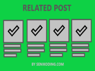 Cara Membuat Related Post di Wordpress Tanpa Plugin (Manual)