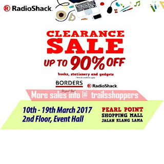 RadioShack Clearance Sale