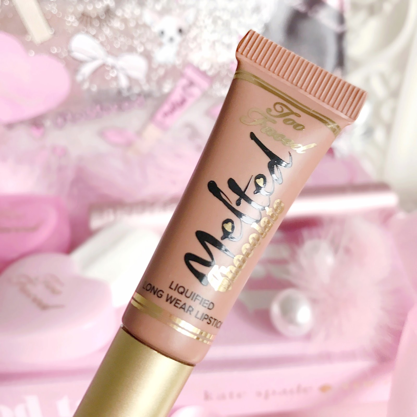 Melted Chocolate Lipstick | Too Faced X Skinnydip