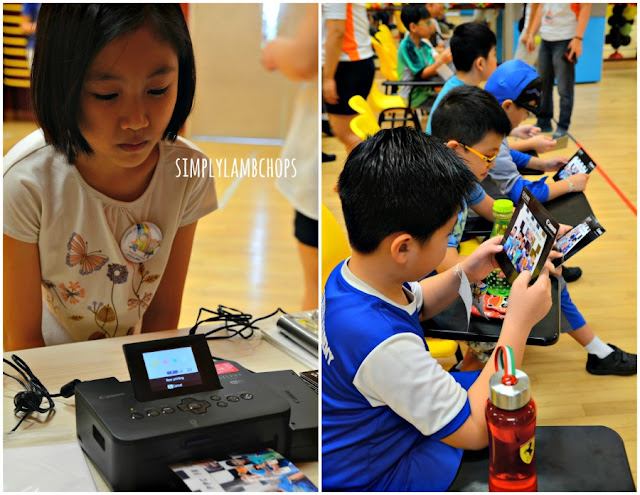 Canon Photobooth at Children's Day Fiesta