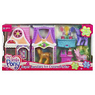MLP Butterscotch Building Playsets Super Sundae Ice Cream Parlor G3 Pony
