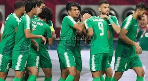 العراق تفوز على الامارات بثنائية وتتاهل لنصف نهائي بطولة كأس الخليج العربي 24