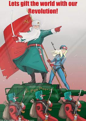 Kommunismus und Weihnachten lustige Bilder