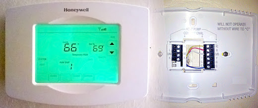 Add C Wire To Thermostat how to add c wire to thermostat Honeywell Thermostat Wiring Diagram at gsmx.co