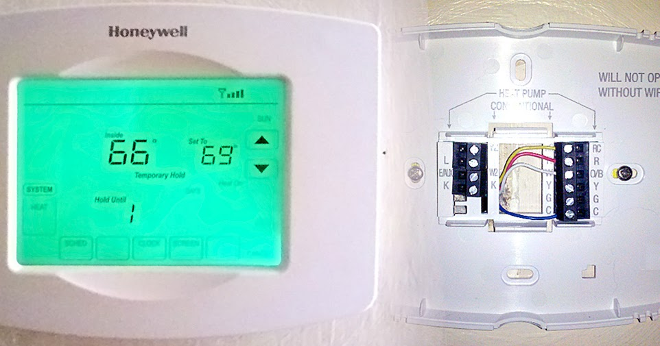 Wiring A Thermostat 5 Wires