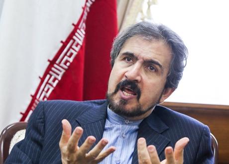 Iran Bantah Tembakkan Rudal dari Yaman ke Saudi