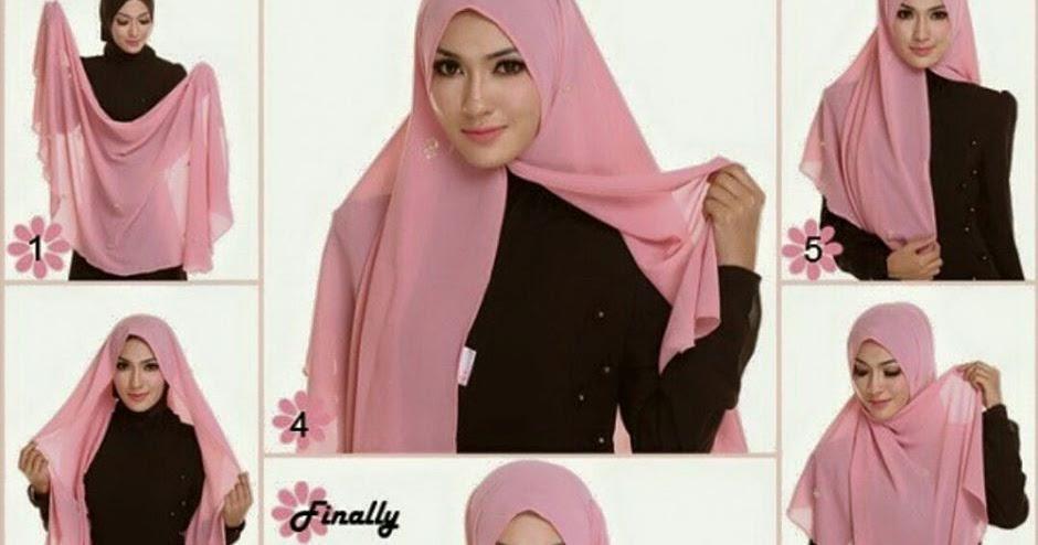 25+ Cara Memakai Hijab Wisuda Terbaru 2017 | abocadosalfracaso
