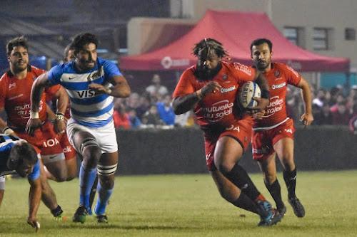 Toulon se quedó con la victoria en Tucumán