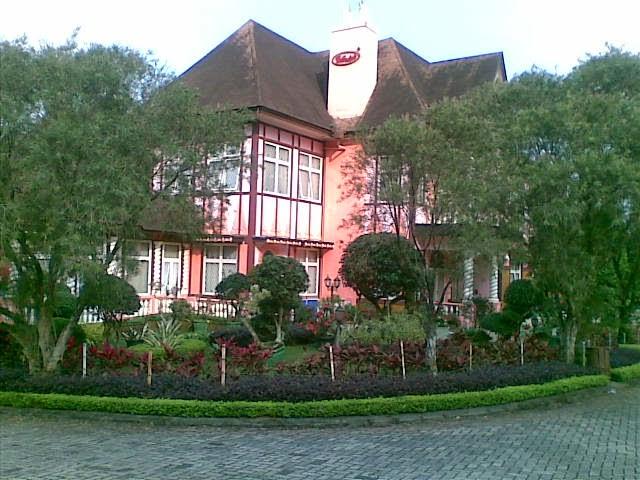 Foto(5504) jual villa & tanah di kota bunga puncak jual tanah di kota bunga