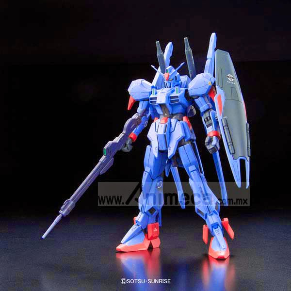 MODEL KIT GUNDAM Mk-III MSF-007 RE/100 1/100 Mobile Suit Z Gundam MSV BANDAI