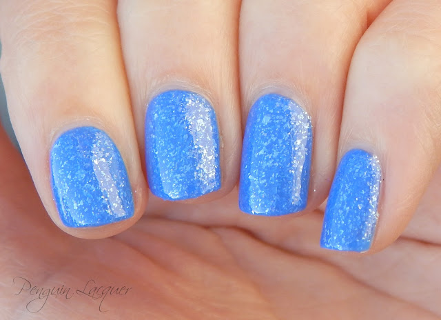 p2 beauty blues nail polish 040 deep sea nah