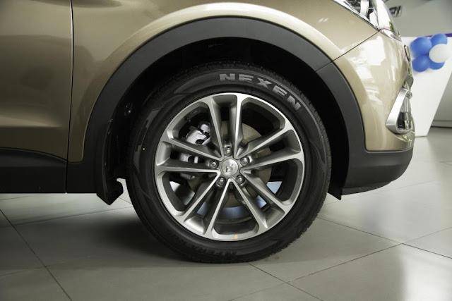 Đánh giá Hyundai SantaFe 2018 ảnh 7