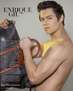 Enrique Gil for Metro Bodies