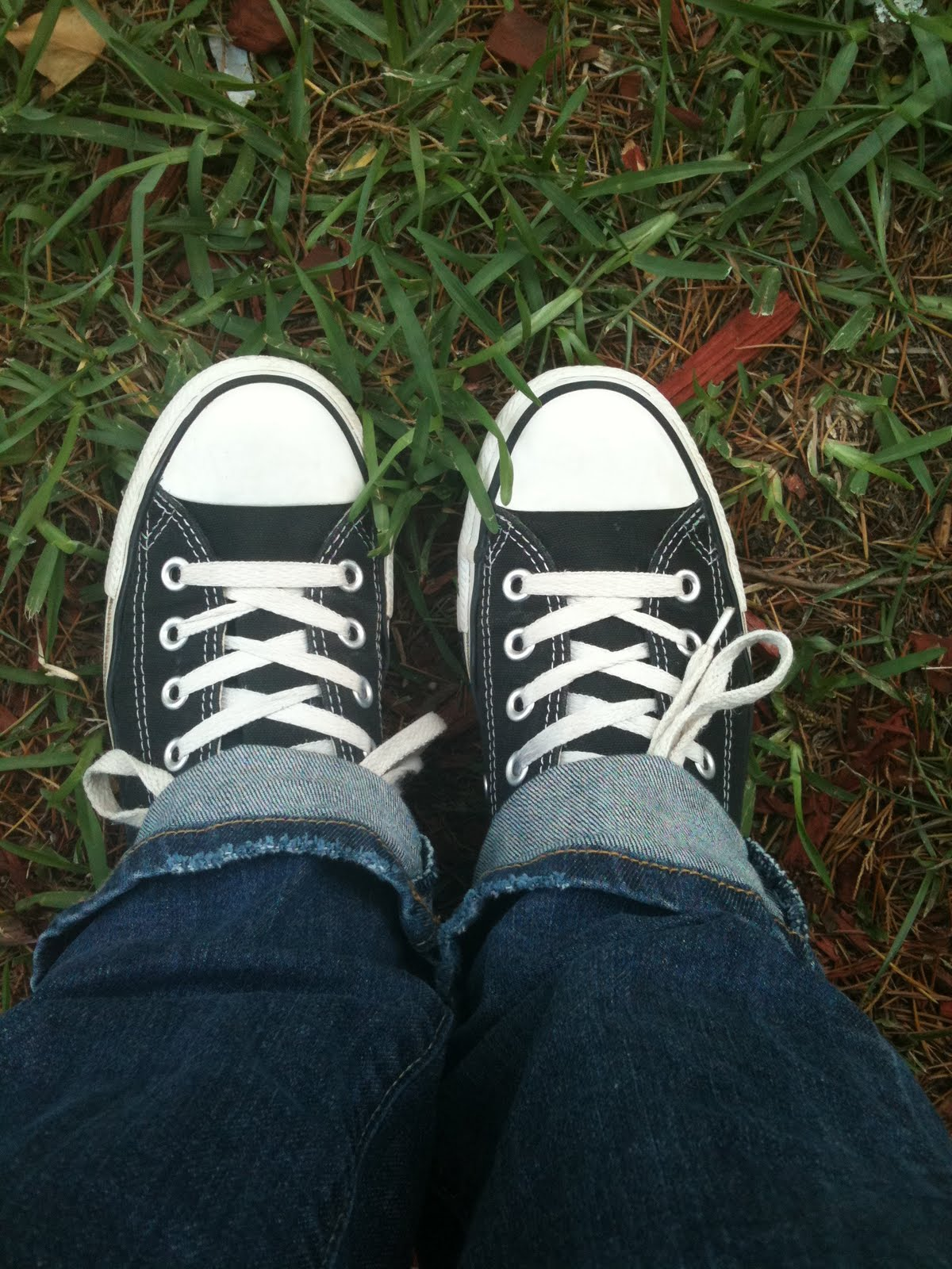 Charlotte's Attic: My Shoe Obsession: Converse Style