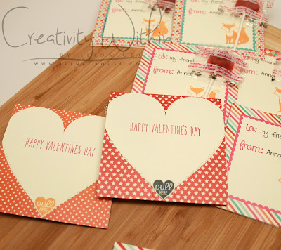 Creativity Within Kid S Valentine S