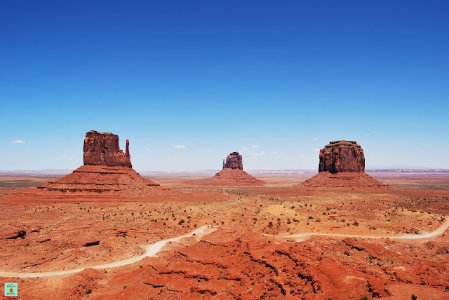 Monument Valley en Estados Unidos