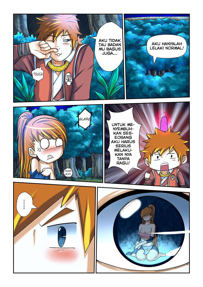 Tales of Demons and Gods Chapter 9