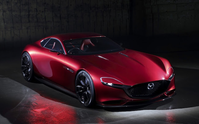 Build Your Own Mazda with Mazda Configurators