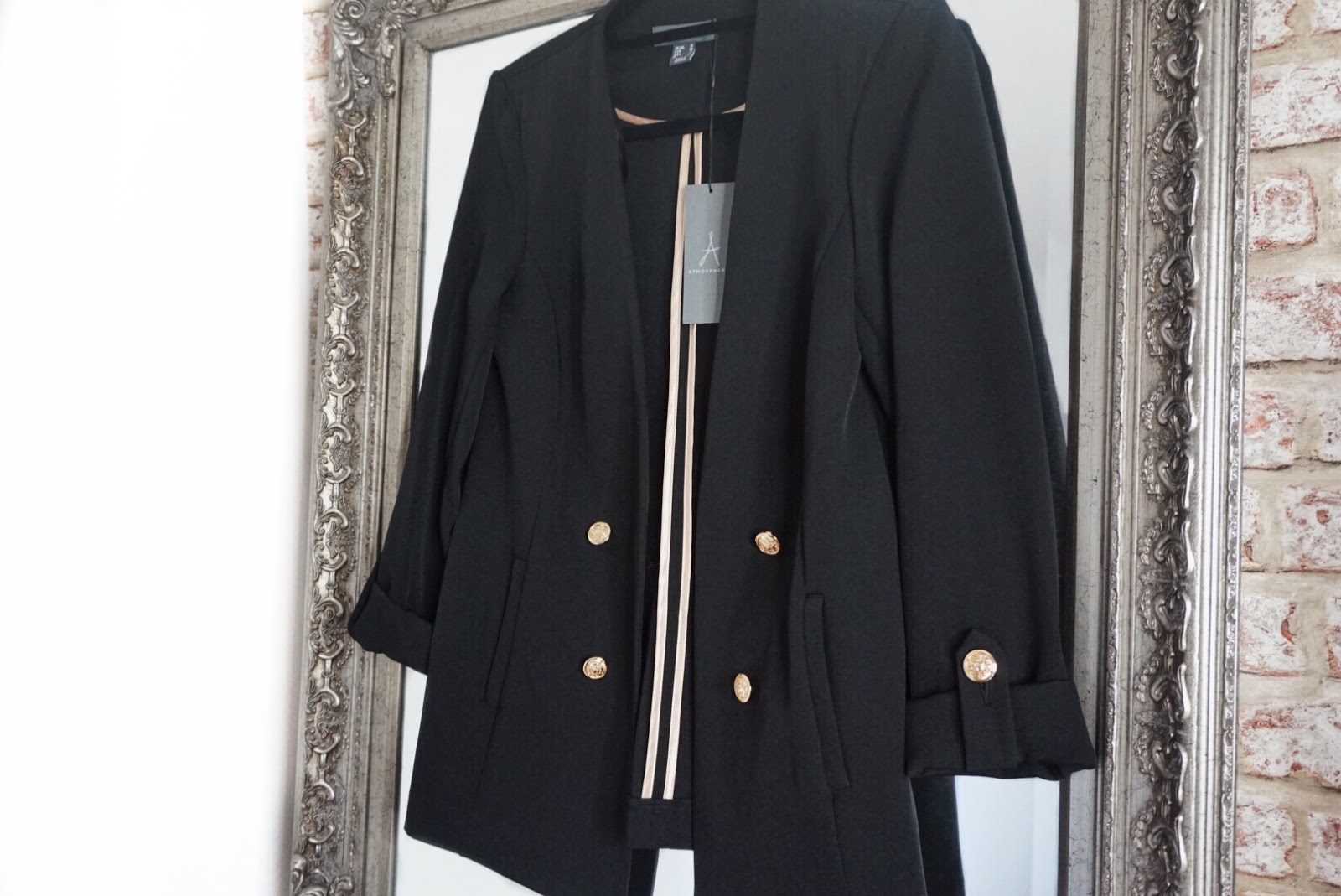 Primark blazer full length