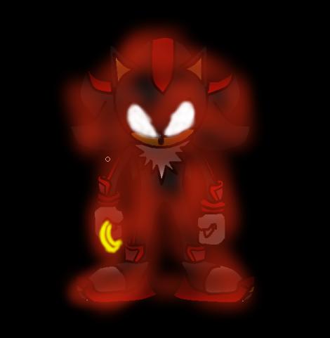 Dark Super Shadow The Hedgehog - 0425