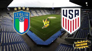 Италия – США прямая трансляция онлайн 20/11 в 22:45 по МСК.
