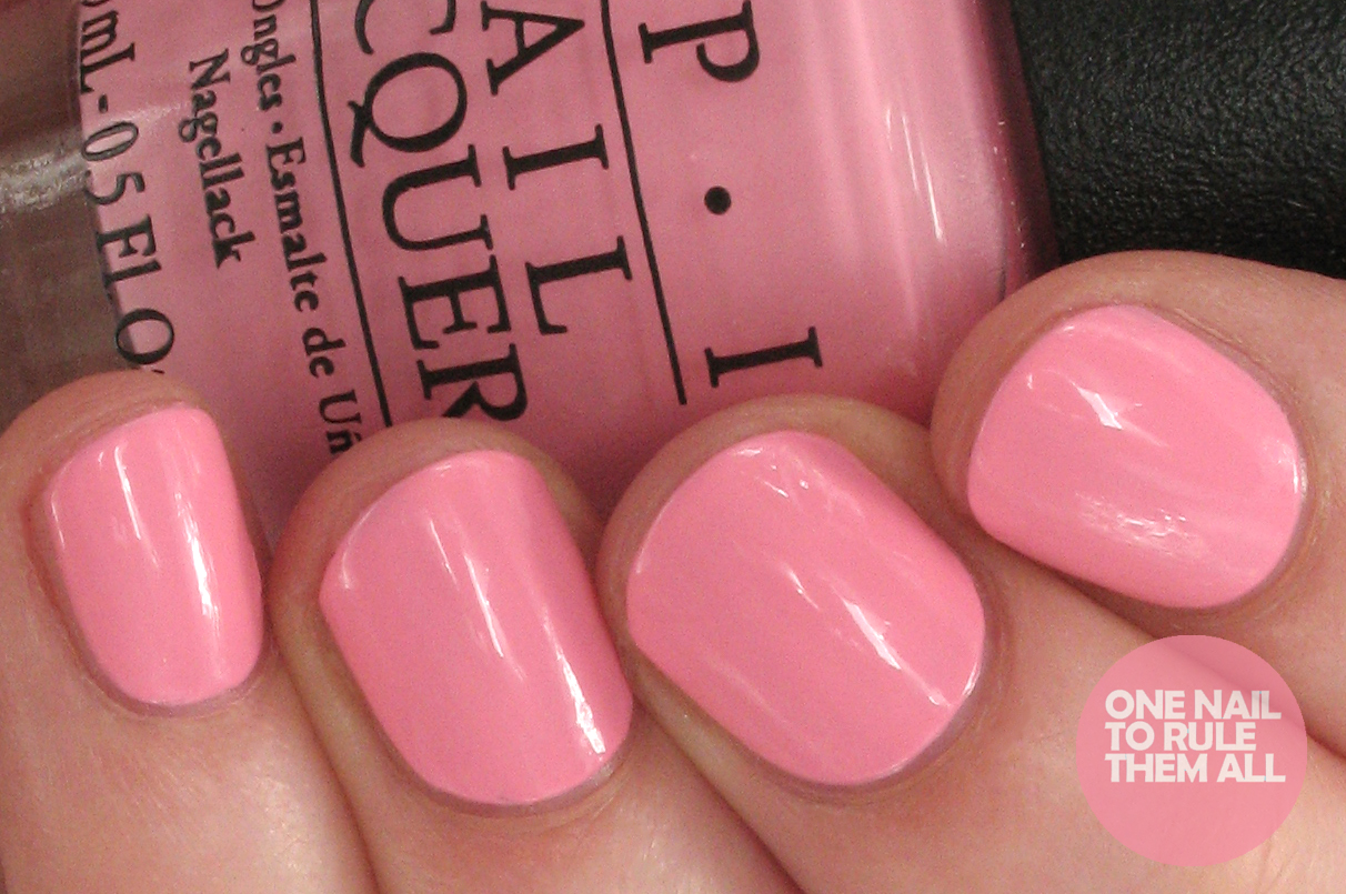 OPI New Orleans Collection Review + Swatches   One Nail To Rule Them ...