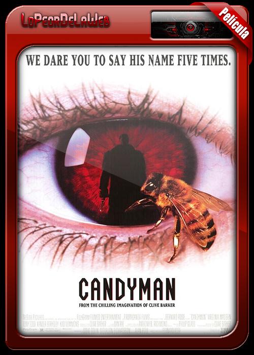 Trilogía: Candyman [BrRip | Dual | Mega]