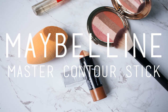 Beauty: Maybelline master contour V stick review
