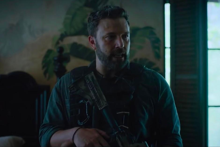 """Um grande assalto dá muito errado no novo trailer de """"Operação Fronteira"""""""