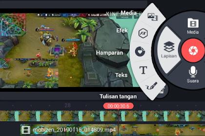 Menggabungkan Video Dengan Video Dalam Satu Layar