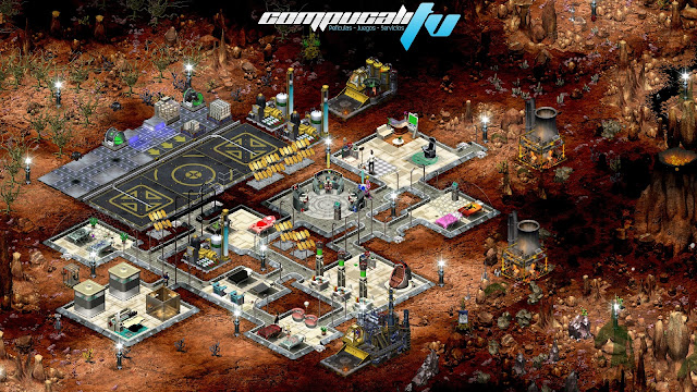 Space Colony HD PC Full Español TiNYiSO Descargar 1 Link