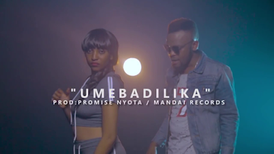 Becka title ft Uswege Master - Umebadilika video