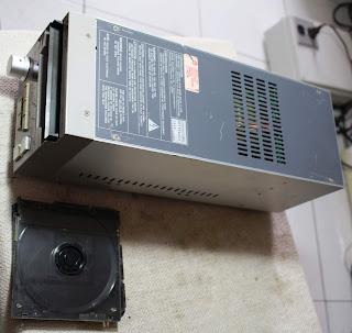 Denon DN-951FA Professional CD Cart Player (Sold) Denon%2B951%2Btop