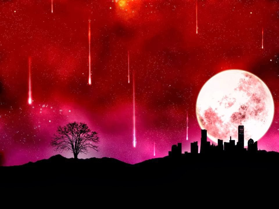 blood red moons - photo #3