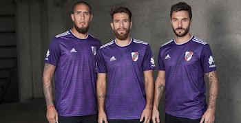 River Plate 18-19 Home   Away Kits Released 1f4da8e73
