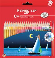 Staedtler Pensil Terbaik Untuk Anak Menggambar