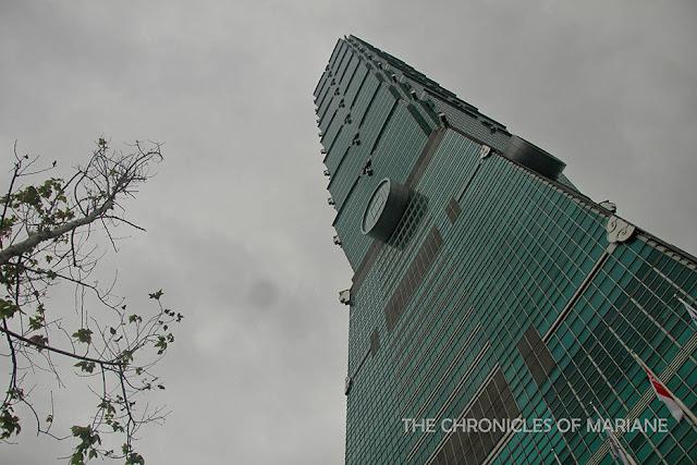 taipei 101 taiwan building tallest