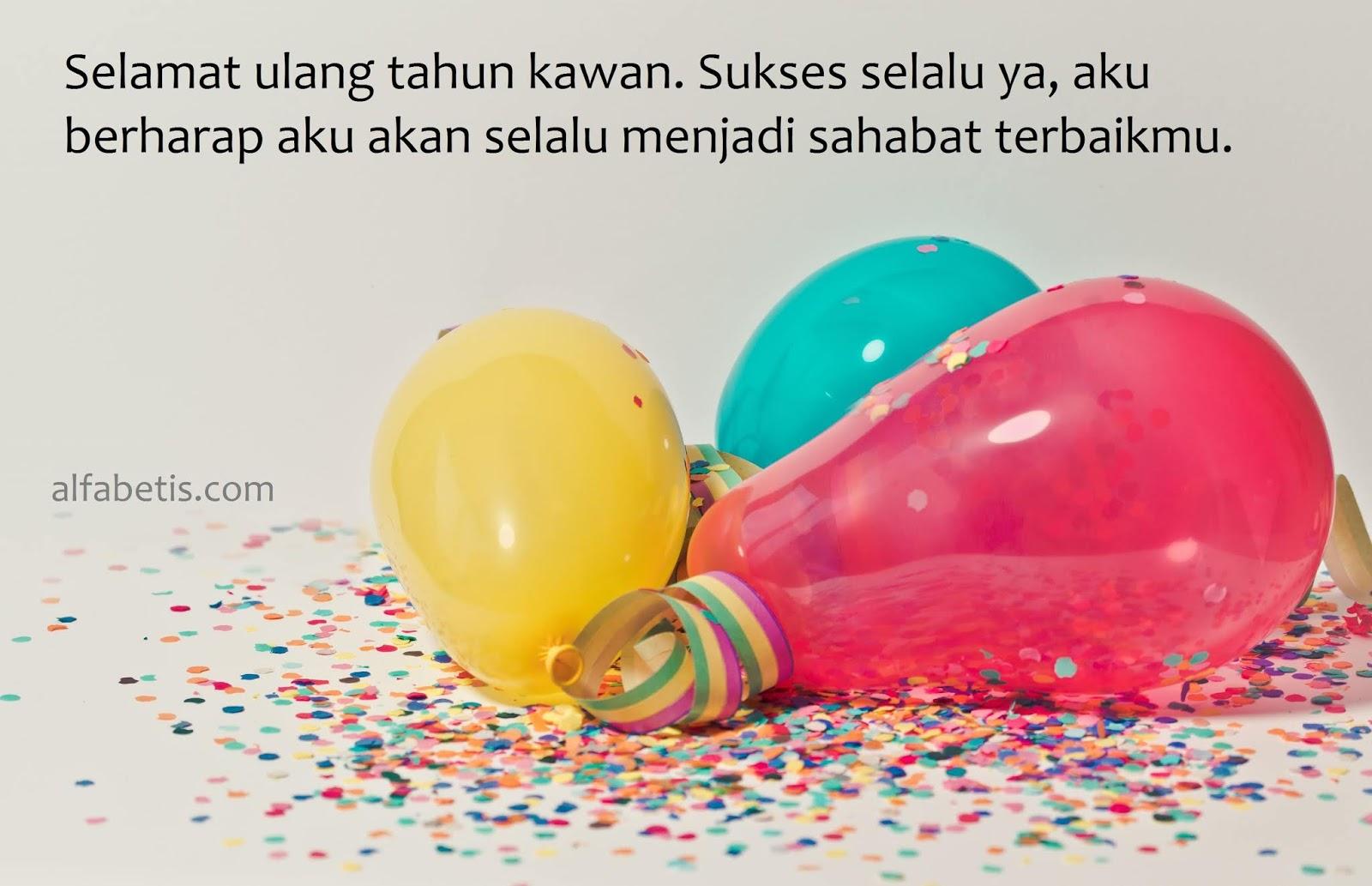 Kartu Ucapan Happy Birthday Terbaru Tahun Ini