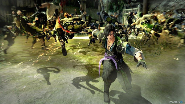 Dynasty Warriors 8: Empires PSN (USA) PS3 ISO Screenshots #3