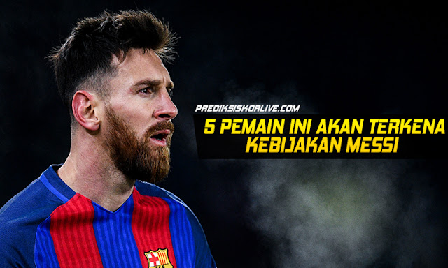 Lagi, Messi Diisukan Minta Barca Jual Sejumlah Penggawa 'Tak Berguna'