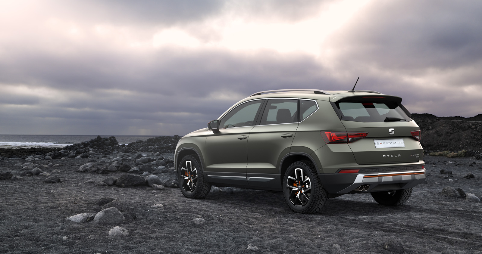 Seat's Upcoming Arona SUV To Get Rugged, Off-Road Version ...
