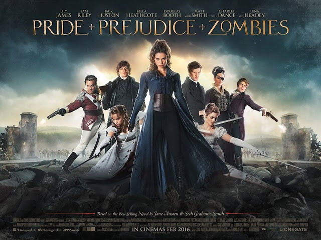 Pride and Prejudice and Zombies 2016 Movie Free Download HD