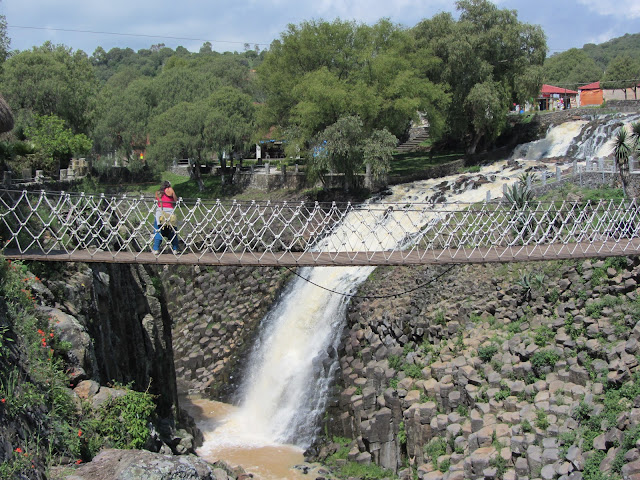 HUASCA DEL CAMPO - Em busca dos prismas basálticos de Hidalgo | México